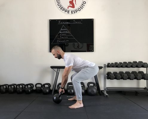 Kettlebell Swing: il tutorial completo